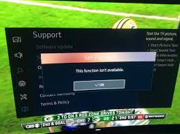 solved surround sound icon stuck on tv samsung community