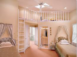 Decorating Ideas For Girls Bedroom by Bedroom Modern Ideas In Girls Bedroom Using White Wood Frame