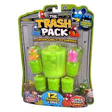 trash pack mania magazine