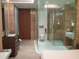 The Glass Bathroom That Leave Little To The Imagination Picture - Glass bathroom