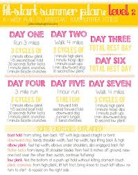 home work out plans fit summer workout series an at home workout plan to get your