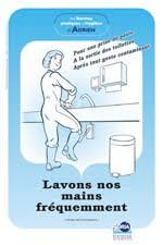 mesure d hygi鈩e en cuisine adria formations les affiches hygiène