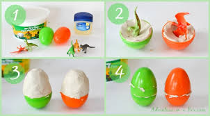 dinosaur easter eggs diy dinosaur eggs hunt hatch adventure in a box