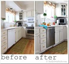 can you paint kitchen appliances a kitchen makeover simple changes can make such a huge difference