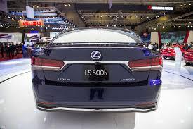 sieu xe lexus o viet nam lexus ls 500h 2018 lần đầu xuất hiện tại việt nam ô tô zing vn