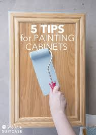 tips for painting cabinets 5 tips for painting cabinets jpg