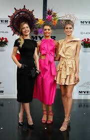 oaks day 2016 jennifer hawkins usain bolt fashion celebrity
