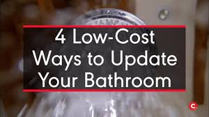 Cost To Update Bathroom 4 Low Cost Ways To Update Your Bathroom Southern Living