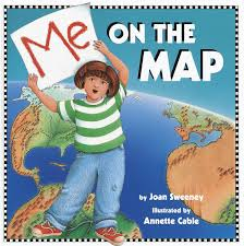 Find Map Coordinates Me On The Map Me On The Map Firstgraderoundup Meonthemap Me On