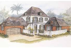 French Quarter Home Design New Orleans Home Plans House Plan New Orleans French Quarter Click