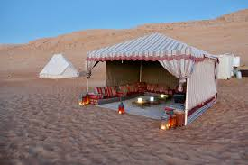 desert tent stay in a desert tent camp in stunning oman you should