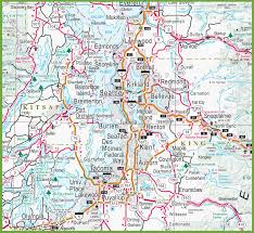 seattle map seattle area map