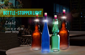 cork shaped rechargeable bottle light bar accessories led bottle cork shaped rechargeable bottle light
