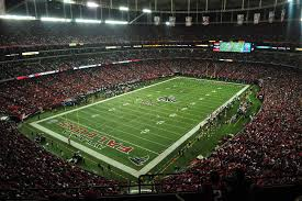mercedes dome mercedes scores naming rights to falcons stadium times
