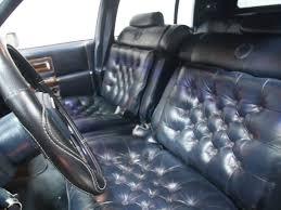 1986 cadillac fleetwood brougham sedan 4 door