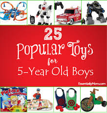 25 popular toys for 5 year boys essentially
