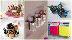 cute cheap and easy diy desk decor organization loversiq home