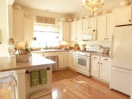 Kitchen Cabinet Crown Decorating Dear Lillie Kitchen With Crown Chandelier And Table