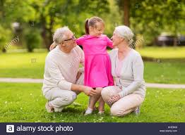 K He In Pink Granddaughter Stock Photos U0026 Granddaughter Stock Images Alamy