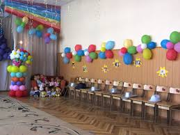 Outdoor Party Decoration Ideas Decoration Creative Balloon Themed Party For Indoor And Outdoor