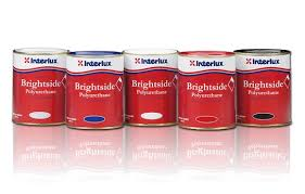 interlux brightsides paint glossy durable easy to use one part
