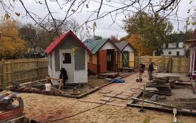 tiny house for the homeless tiny house