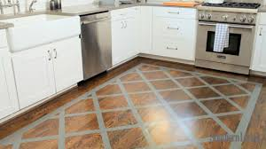 painted floors step by step southern living