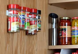 how to build a cabinet door spice rack best home furniture