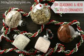 naturally loriel diy seasoning u0026 herb ornament gifts plus 22