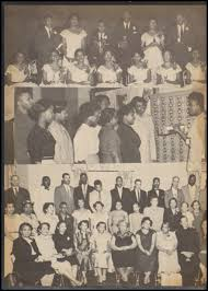 booker t washington high school yearbook explore 1955 booker t washington evening high school yearbook
