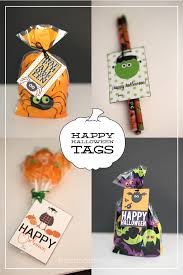 free printable halloween treat bag labels happy halloween tags free printable i heart nap time