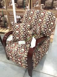 synergy home push back fabric recliner u2013 costcochaser