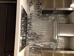 kitchens with mosaic tiles as backsplash metallic mosaic tile backsplash u2013 asterbudget