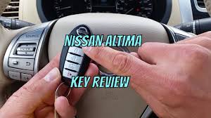 pink nissan altima 2017 nissan altima key remote review youtube