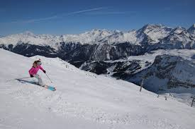 courchevel ski resort france theluxuryvacationguide