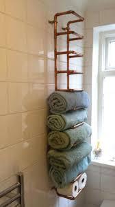 Bathroom Towel Rack Ideas Bathroom Towel Bar Ideas