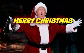 War On Christmas Meme - donald trump fights back against the war on christmas