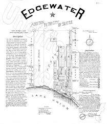 Washington And Lee Campus Map by Seattle Now U0026 Then A Fremont Trolley Derailed Dorpatsherrardlomont
