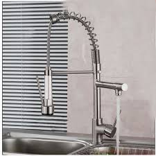brushed nickel kitchen faucets luxury brushed nickel kitchen faucet vessel sink bar mixer
