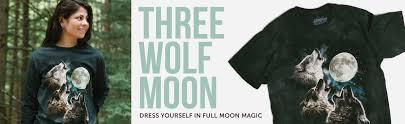Three Wolf Shirt Meme - three wolf moon t shirts the mountain