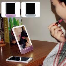 Cermin Led kualitas tinggi mewah make up lapisan cermin led light