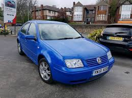 2002 volkswagen tdi 2002 volkswagen bora 1 9 tdi sport manual 4 door jazz blue long
