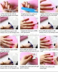 manufacturer custom logo gel nail polish private label nail gel