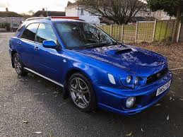 blue subaru hatchback used subaru impreza hatchback cars for sale gumtree