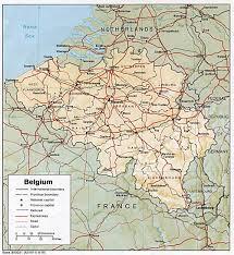 Map Netherlands Belgium Map Netherlands Luxemburg