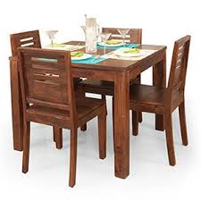4 Seat Dining Table And Chairs Categories All 4 Seater Dining Table Sets Urban Ladder