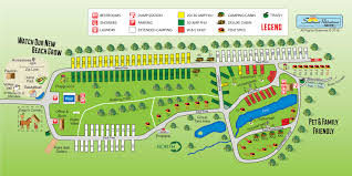 Michigan Campgrounds Map by Allendale West Grand Rapids Koa Find Campgrounds Near