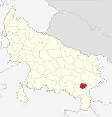 India Political Blank Printable Map by Varanasi District Wikipedia