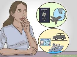 what to get a for s the easiest way to get a us passport wikihow