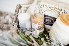 creative and luxe holiday gift basket ideas with pier 1 home